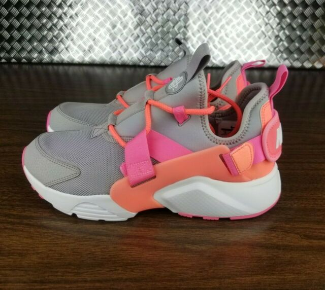 nike air huarache city low particle rose