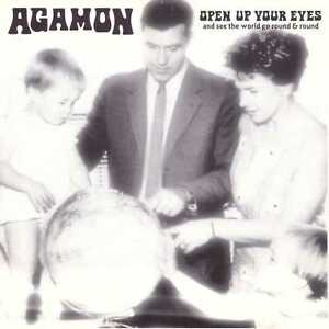 AGAMON-Open-Up-Your-Eyes-CD-Prog-Rock-ala-Zappa-Keneally-w-Mats-amp-Morgan