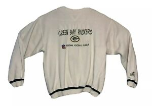 Vintage-Green-Bay-Packers-NFL-Football-Pro-Line-Logo-Athletic-Men-039-s-Size-Large
