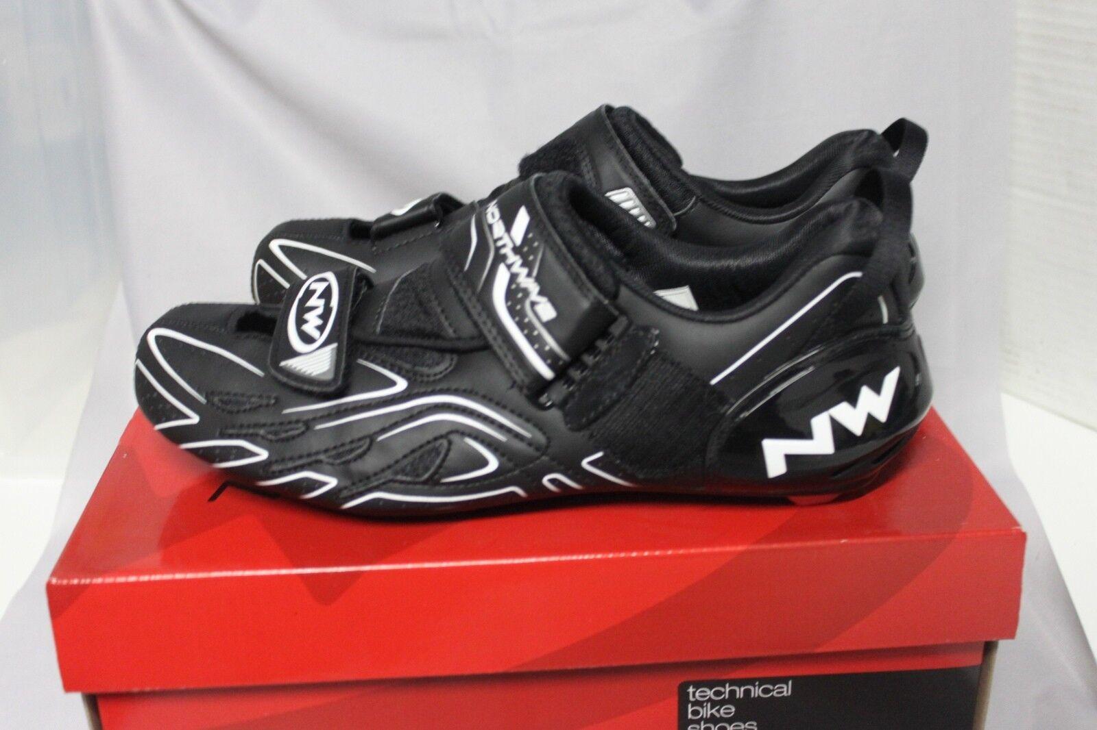 Northwave Tri-Sonic Triathlon zapato negro 37