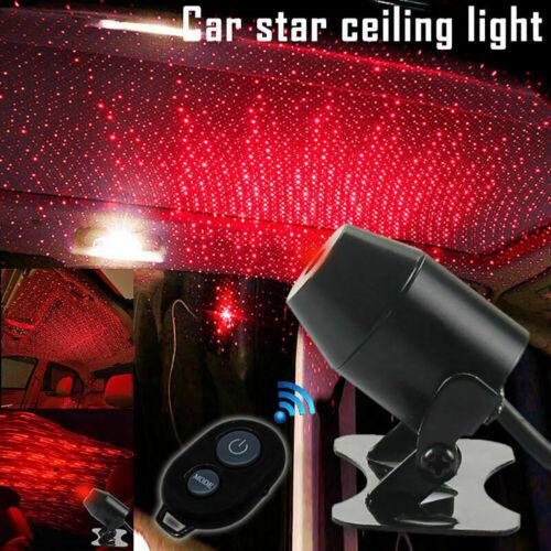 HOT CAR tetto romantica atmosfera Lampada interno all/'ambient Star DECOR Lights