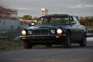 Jaguar V12 XJ12 1990 Vanden Plas