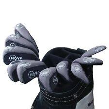 10 Pcs/set Golf Iron Club Head Covers, TaylorMade, Callaway, Ping, Cobra, Nike