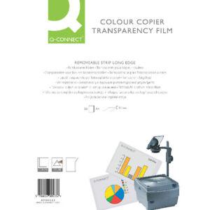 Q-Connect-Laser-Copier-OHP-Film-Pack-of-50-KF00533