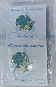 DISNEY-039-S-TINKER-BELL-PINS-034-WHERE-DREAMS-COME-TRUE-034-PINS-ONE-FOR-YOU-ONE-TO-GIVE