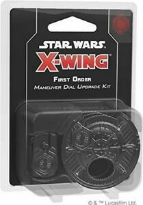 Star Wars: X-Wing: 2nd Edition - First Order Maneuver Dial Upgra [New ] Board