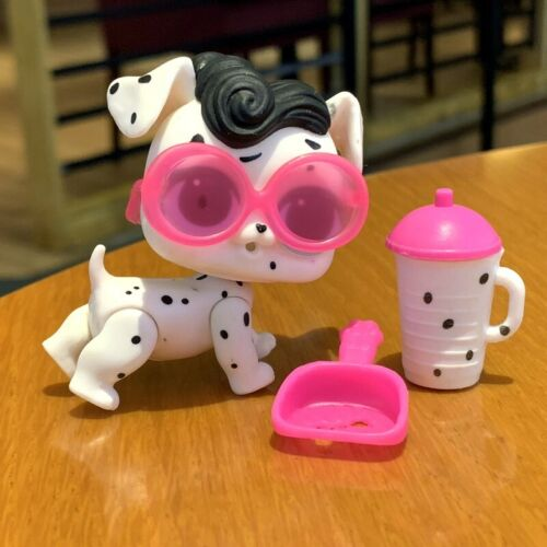 LOL Surprise Pets DOLLMATION Series 3 Animals Dolls Pet AUTHENTIC PUPPY DOG