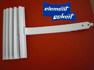 5 Stück Maxi Aufhängefeder Stahlbandaufhängung Aufhängungen Rolladen NEU