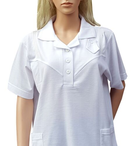 BLUE REEF Ladies CoCo Sally /& Tammy Womens Bowling Bowls Blouse White12-22