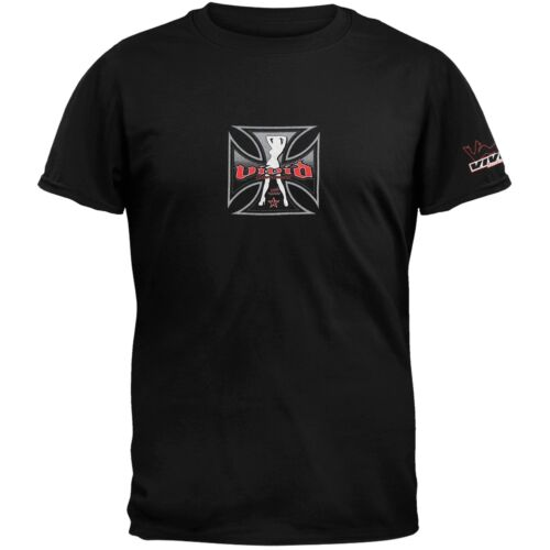 Iron Cross Adult Mens T-Shirt Vivid