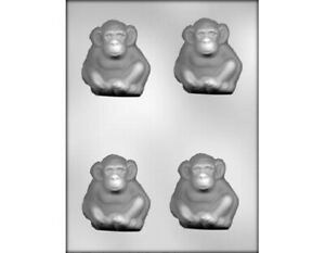 Chimp-or-Monkey-Chocolate-Mould-or-Soap-Mould