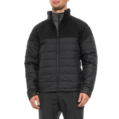 Men/'s Large TNF Black NEW THE NORTH FACE SKOKIE Insulated Full Zip Jacket