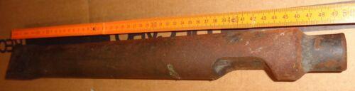 SPITZMEIßEL ABBRUCHMEIßEL Ø45mm Flachmeißel Hydraulikhammer Mini-Bagger Solida