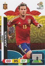 JUAN MATA # ESPANA CARD PANINI ADRENALYN EURO 2012