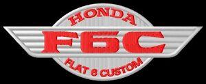 Honda Valkyrie F6c 2000cc Brodé Patche Thermocollant Patch Un RemèDe Souverain Indispensable Pour La Maison