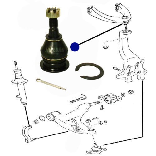 For LEXUS IS250 05-11 FRONT TOP UPPER WISHBONE CONTROL ARM BALL JOINT