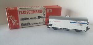 FLEISCHMANN-Freight-Wagon-TRANSTHERMOS-5320-HO-1-87-NOS