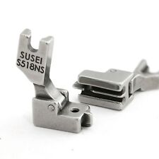 VELVET PRESSER FOOT WITH SHORT TOE FOR HIGH SHANK SEWING MACHINE  #S530