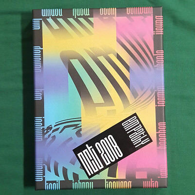 [Pre-Owned/ No Photocard] NCT 2018 Empathy Dream Version - CD/Booklet  8809440338047 | eBay