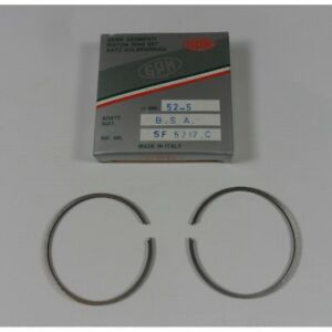 BSA-Bantam-D1-Piston-Ring-Set-20-Made-by-GPM-Italy