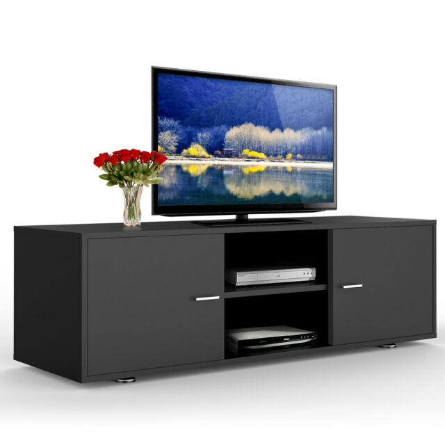 Modern Tv Stand Unit Table Shabby Chic Home Furniture Storage Cabinet