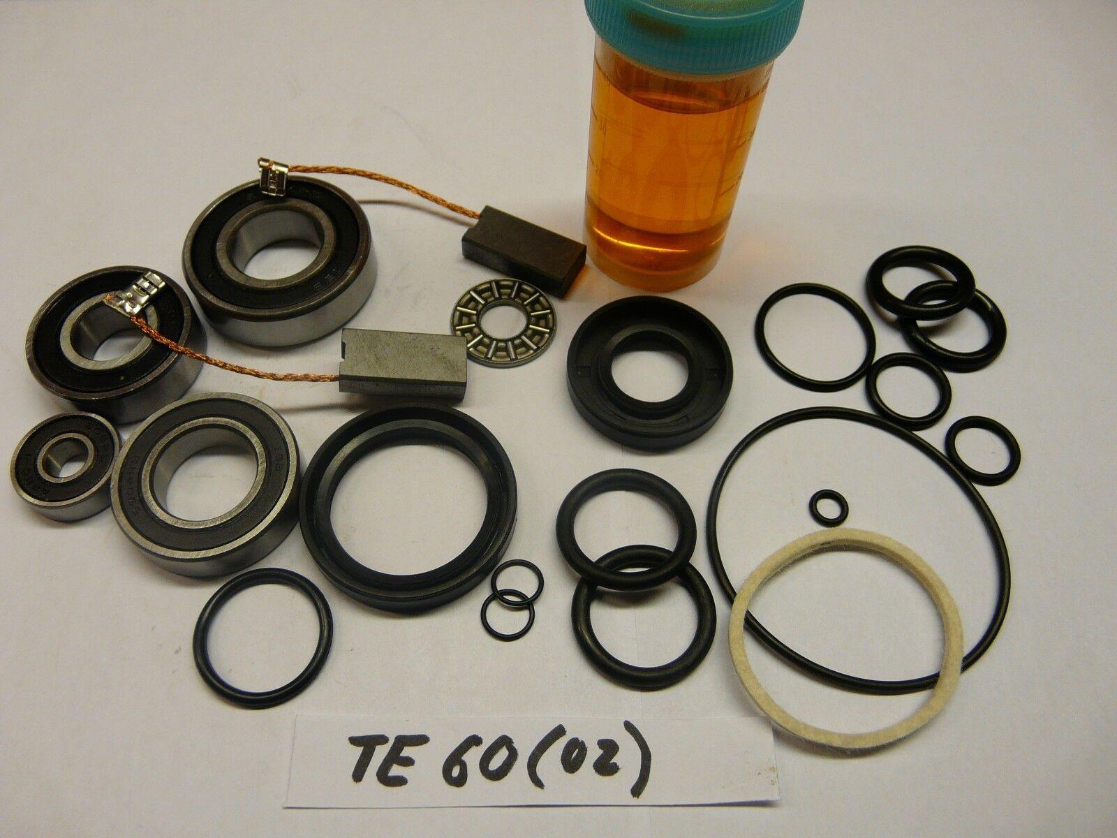 Hilti TE 60 (02) ab Bj. 2008, mit Pleuel Reparatursatz, Verschleissteilesatz,
