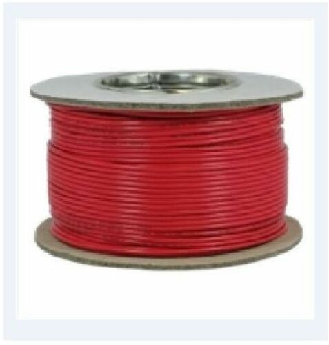 Tri-rated Panel /& Conduit Cable 2.5mm² 14AWG 30Amp 600V Red