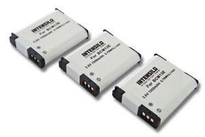 3x-BATERIA-INTENSILO-1050mAh-PARA-Panasonic-DMW-BCM13-DMW-BCM13E-DMW-BCM13PP