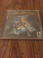 Atlantis: The Lost Empire (pc, Windows, 2001) Walt Disney