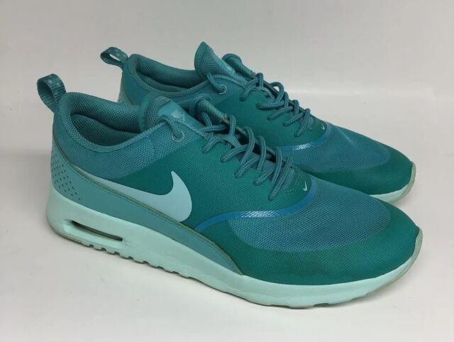 Nike Air Max Thea LT Retro Artisan Teal 599409 408 Women Running Shoe Sz 9