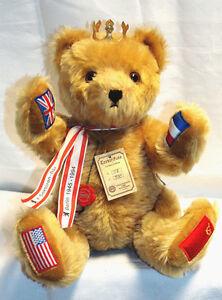 Preiswert Kaufen Teddy-hermann® 4 Sektoren-bär Berlin 1945 – 1994 Limited Edition Nr. 17 Unterscheidungskraft FüR Seine Traditionellen Eigenschaften