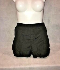 Swimsuits-for-All-BLACK-Swim-SHORTS-Chlorine-Resistant-Plus-NWT-12-14-16-18-20-W