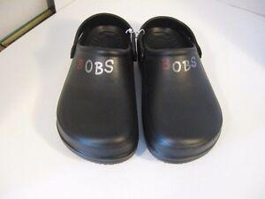 New-Sketcher-BOBS-Black-Youth-Sz-Boy-Girl-Kids-Children-039-s-Sandal-Shoes-Clog