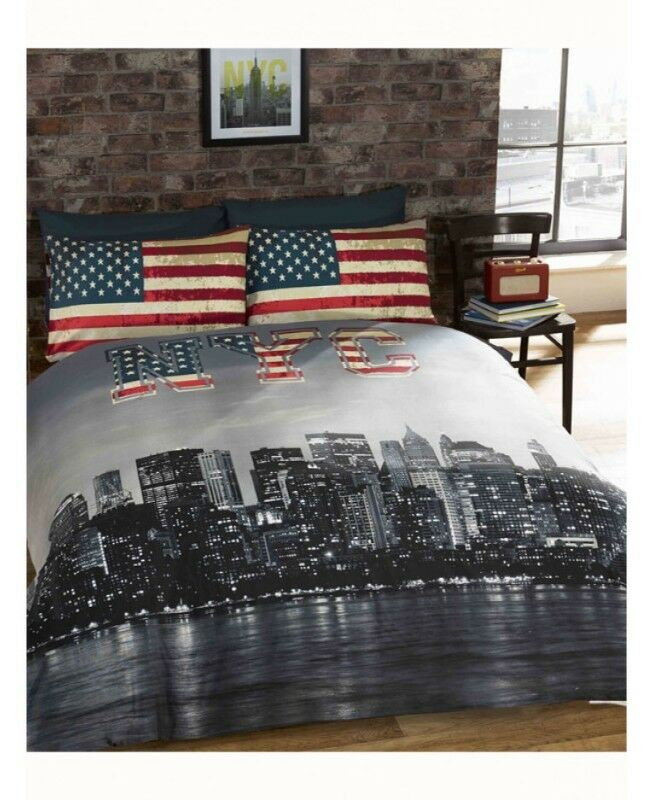 New York Bedding