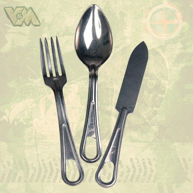 SPORK WILDO® OLIV Löffel Gabel und Messer Outdoorbesteck