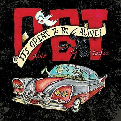 Drive-By Truckers-It's Great to Be Alive!  CD NEW