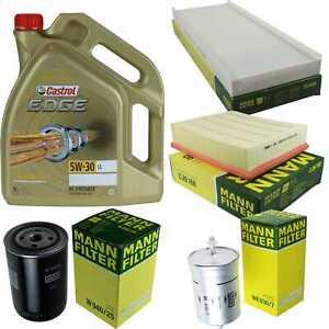 Inspektionskit-filtro-castrol-5l-aceite-5w30-para-audi-a4-avant-8d5-b5-1-8-T