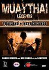 Muay-thai Legends Thailand VS Netherlands 3760081025107 DVD Region 2