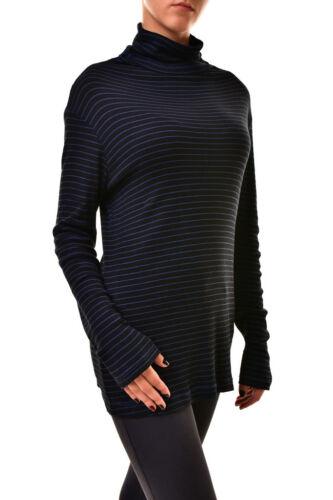 lunghe pullover maniche Bcf89 donna a Sundry maniche scuro lunghe da 120 RRp Maglione con U0wq1xAt5