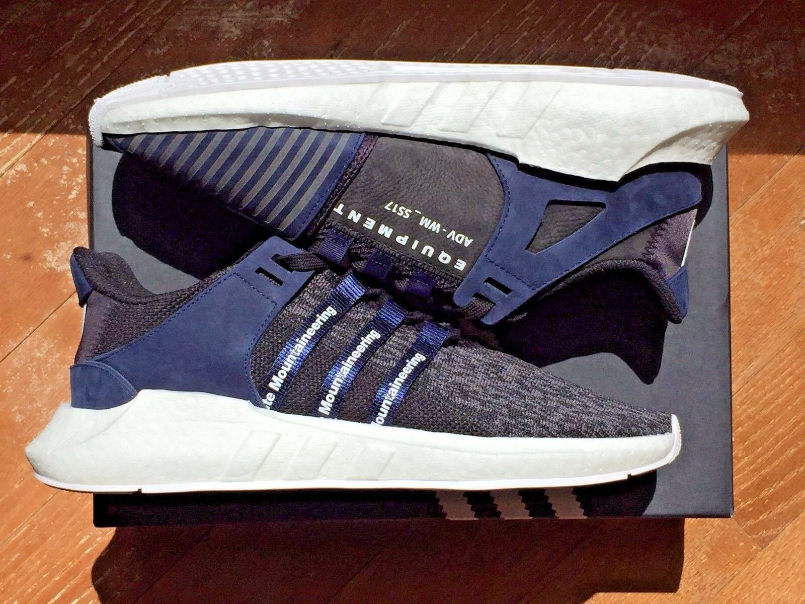 White Mountaineering x Adidas EQT Support Future 93 17 Size 11.5 shoes (BB3127)