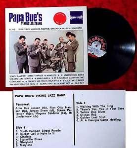 LP-papa-Blue-039-s-Viking-Jazz-Band-plays-Storyville-SLPS-810-DK