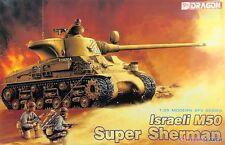 1/35 Dragon Israeli M 50 Super Sherman #3528