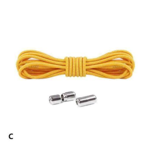 Schnürsenkel No Tie Fauler Schnürsenkel elastischer Verschluss-Schn Schnürs R8M9