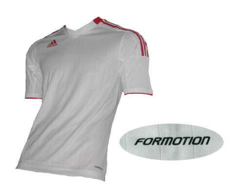 Fitness Fußball Trikot Laufshirt Formotion Adidas Shirt S M L XL XXL