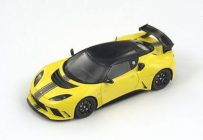 SPARK S2194 LOTUS Evora GTE 2011 Jaune 1.43