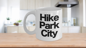 Hike-Park-City-Mug-White-Coffee-Cup-Funny-Gift-for-Skier-Patrol-Bunny-Bum-Utah
