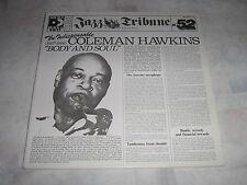 COLEMAN HAWKINS DOUBLE 33 TOURS FRANCE N° 52 JAZZ