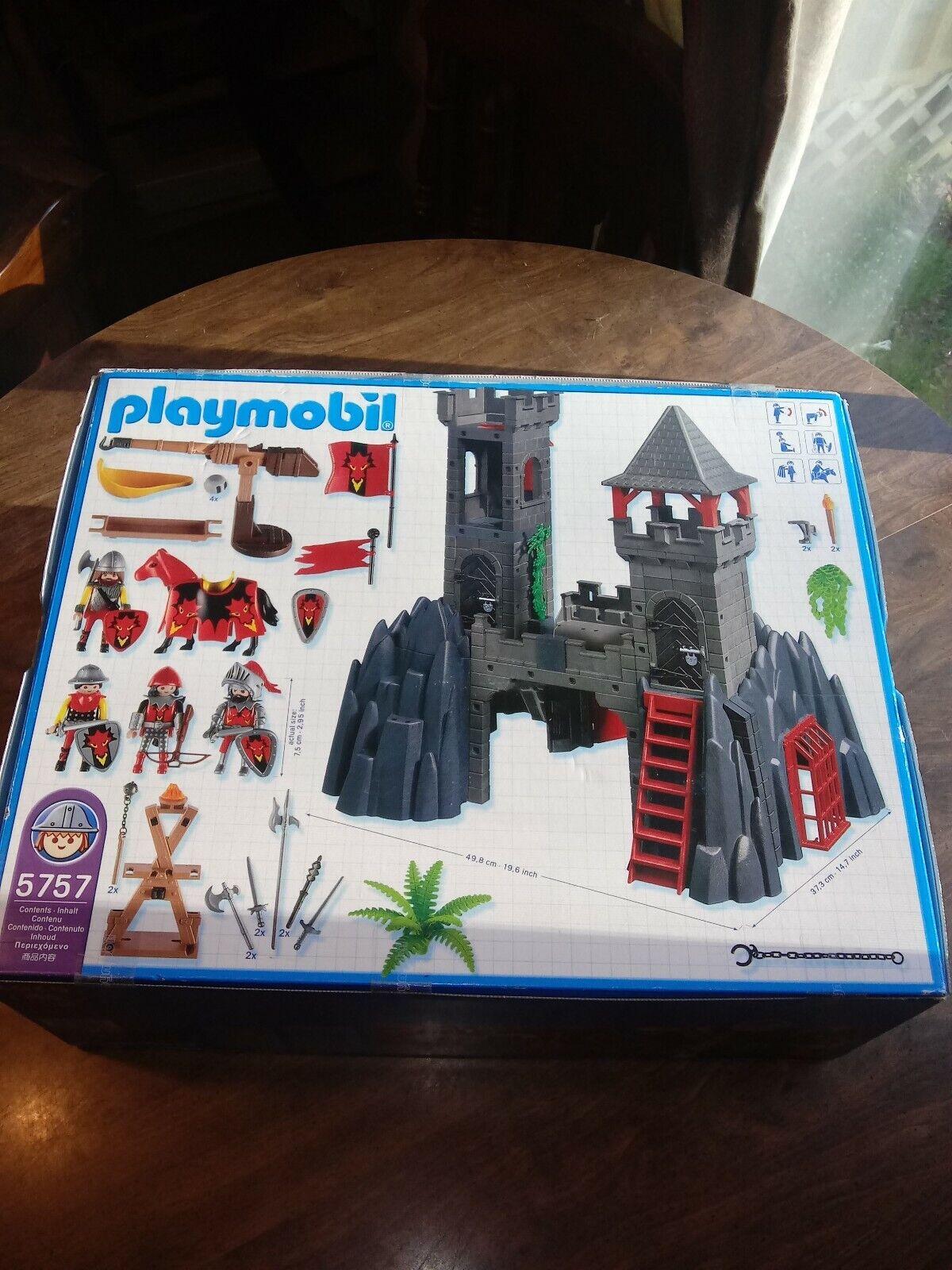 Playmobil\u00ae used knight dwarf Ritter