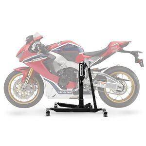 ConStands Power Classic-Zentralst/änder Honda CBR 900 RR Fireblade 00-03 Schwarz Matt Motorrad Aufbockst/änder Heber Montagest/änder