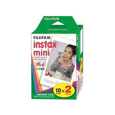 Fuji Instax Mini 8 Film - 20 Pack
